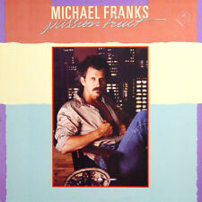 Michael Franks Passion Fruit GER Press LP