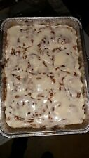 Mouth Watering Homemade cinnamon rolls