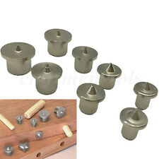 8pc Dowel Centre Points Wooden Dowels In Joints 6-12mm Dowel Drill Centre Points