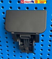 Car Glove Box Lock Lid Handle NO Hole For VW POLO 2005-2009 Black Colour
