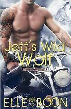 Jett's Wild Wolf, Mystic Wolves 3: By Boon, Elle