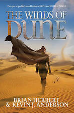 The Winds of Dune by Brian Herbert, Kevin J. Anderson (Paperback) New Book