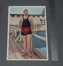 1936  OLYMPIC GAMES OLYMPIA JEUX OLYMPIQUES ST LOUIS USA 1904 RAUSCH NATATION