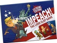 IMPEACH Trump The Card Slap Game (Extreme Version) Funny Gag Political Card Game