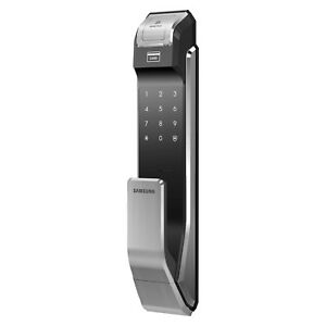 Samsung PUSH/PULL SMART DOOR LOCK SHS-P718 Biometric Reader, Motion Detection