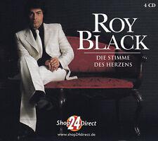 ROY BLACK - 4 CD - DIE STIMME DES HERZENS