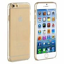 "Pour Iphone 6 4.7"" Coque Etui Rigide Transparent - Un Film De Protection Offert"