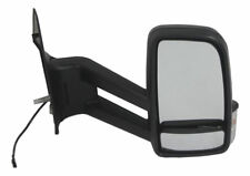 MERCEDES SPRINTER 2006-2013 MANUAL LONG ARM DOOR WING MIRROR DRIVER SIDE OFF SID