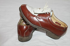 Pair of Shoes of Golf Burberry 50s 60-70. Collector. Size 7