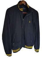 "POLO by RALPH LAUREN Harrington ""baseball"" jacket/jumper size large.  RRP £175"