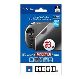 kb09 New Hori PS Vita Premium Film Screen Protector for PCH-2000 JAPAN