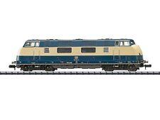 Minitrix T16222 Diesellok BR 220 DB Ep. IV Spur N DCC Neu