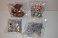 0025 McDonald's Happy Meal Asterix 1994 full set figures - Disney Mcdonalds