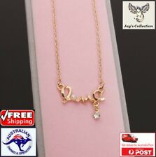 Mother's Day Gift - Fashion Love Pendant Necklace Beautiful Choker [A3U~A15]