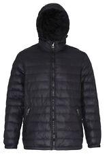Men's Gilets Bodywarmers Zip Nylon Hip Length Coats & Jackets