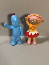 Plastic Iggle Piggle and Upsy Daisy