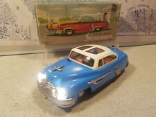 (See Video) Rare as Boxed  EXELO Skyliner Mercury 1953 -Super Cond. - Working -