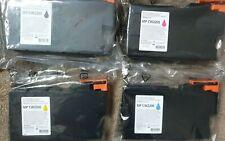Ricoh MP CW2200 Genuine Set of 4 Ink Cartridges Black Cyan Magenta Yellow