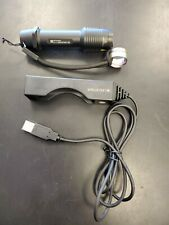 LED LENSER F1R USB Rechargeable 1000 LUMEN Flashlight Torch