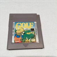 Golf (Nintendo Game Boy) GB Game Cartridge Vr Nice!
