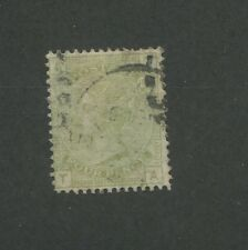 1877 Great Britain United Kingdom Queen Victoria 4 Pence Postage Stamp #70