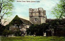 Rokeby, Barnard Castle. Mortham Tower by M.J.Stoddart, Barnard Castle.
