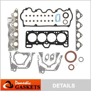 Fits 93-99 Hyundai Accent Scoupe 1.5L SOHC Full Gasket Set G4EK