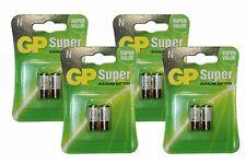 4Pk x2 GP LR1 N Super Alkaline 1.5V Battery 910A MN9100 E90 Bite Security Alarm