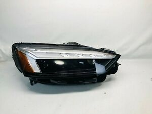 2020 AUDI A5 S5 RS5 PREMIUM PLUS FULL LED FRONT RIGHT OEM HEADLIGHT COMPLETE OEM