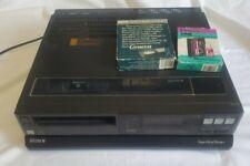 Vintage Sony Sl-Hft7 Super-Beta-Max
