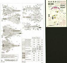 HI Decal 1/72 Panavia Tornado GR.1 # 72001
