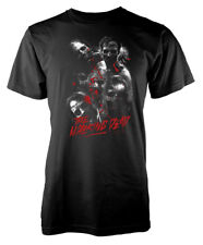 The Walking Dead Zombie Undead Characters Adult T-shirt