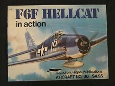 Squadron/Signal: F6F Hellcat in action - Color Profiles BW Photos