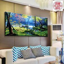 Pandora Planet Vintage paint by number kit 180cm x80cm Diy Oil Painting no frame