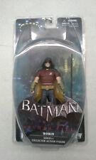 Batman Arkham City ROBIN Series 1/I Collector Action Figure New/Sealed