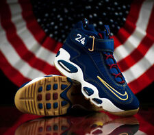Nike Air Max Griffey 1 Prez QS HOF Hall of Fame Size 13. 853014-400 Jordan
