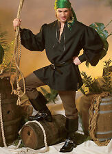 Sewing PATTERN for Ruffled Pirate Shirt Butterick 4486 XL 2X 3X 46-56 Westley