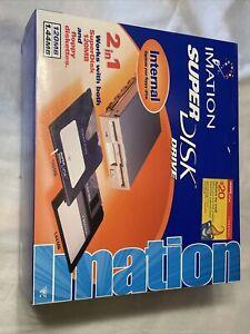 Imation Super Disk Internal IDE drive LKM-F934-1 (2 in 1 Super Disk + Floppy)