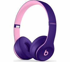 Beats Solo3 Wireless Headphones Pop Collection Violet **BNIB & Sealed**