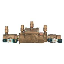 """Watts 1""""  Double Check Valve Assembly Backflow Device- Lead Free LF007M1QT"""