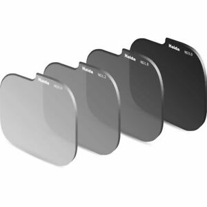 Haida Rear ND Filter Kit for Sigma 14-24mm 2.8 Lens E mount / 4 filters
