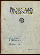 PHOTOGRAMS OF THE YEAR 1931 edited by F. J. Mortimer - 1932 1st Edition - G+