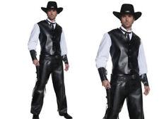 Costumi e travestimenti vestiti per carnevale e teatro poliestere , sul cowboy e far west