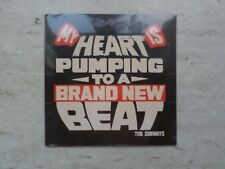 """THE SUBWAYS MY HEART IS PUMPING TO A BRAND NEW BEAT LTD EDITION VINYL 7"""" SINGLE"""