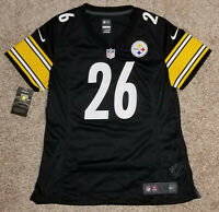PITTSBURGH STEELERS Le'Veon Bell Women's Nike Game Jersey New/NWT. Pick Ur Size!