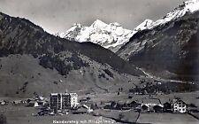 Antique Original Postcard - Kandersteg Mit Bluemlisalp, Switzerland (RP)