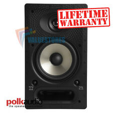 Polk Audio 65-rt Vanishing Serie A MURO 125w 2-way Altoparlante 6 1/2 pollici NUOVO!