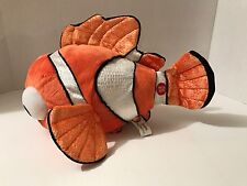 "Talking Nemo Plush Approximately 13"" Walt Disney World Disneyland Resort"
