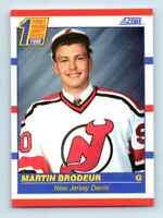 1990-91 Score Martin Brodeur RC ! #439