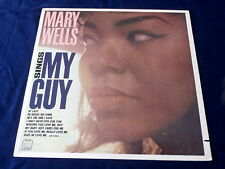 MARY WELLS~ SINGS MY GUY~ NEAR MINT~ NO BARCODE~NO HOLE~MOTOWN 167V1~ SOUL  LP